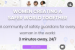 Women Watch Out for Each Other Using Israeli App