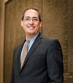 Dr. Kevin Tabb. Photo courtesy of Beth Israel Deaconess Medical Center.