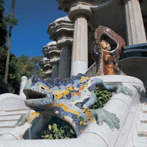 Gaudi's Casa Batllo. Photo courtesy of Tourist Office of Spain in New York