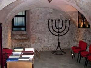 Sinagoga Mayor. Photo courtesy of Urban Cultours Project.