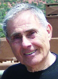 Author and comic book creator Sid Jacobson/Shure Jacobson