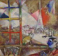 From 'Paris Through the Window'