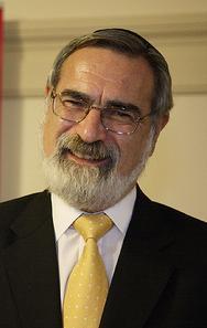 Chief Rabbi Lord Jonathan Sacks. Photo by Kristian Buus