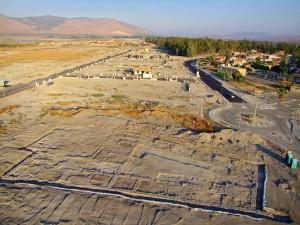 Photo courtesy of Skyview Ltd./The Israel Antiquities Authority