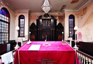 The Vilna Shul. Photo courtesy of  Kathryn Kennedy Images.