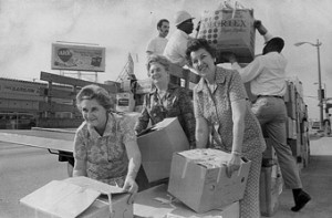 Courtesy of the Hadassah Archive