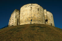 Clifford's Tower/Courtesy of Doug Mckinlay/Britainonview