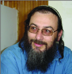 Nissan Ben-Avraham. Photo courtesy of Shavei Israel