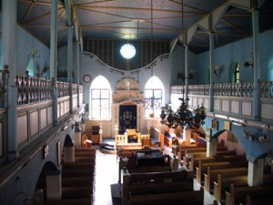 Ohel Yaakov Synagogue. Photo by Esther Hecht