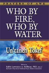 High Holy Days: Deliberating Life and Death Who by Fire, Who by Water: Un'taneh Tokef  Edited by Lawrence A. Hoffman. (Jewish Lights, 253 pp. $24.99)