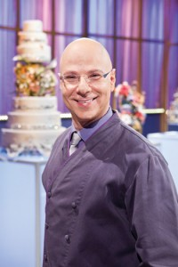 Ron Ben-Israel.  Photo courtesy of the Food Network.