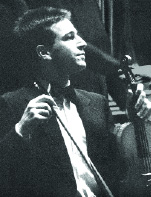 Pearl was an accomplished  violinist. Courtesy of  Danielpearl.org