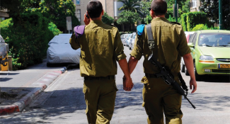Israel is a pioneer in equality in the armed force. Courtesy of the IDF.