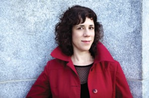 Jami Attenberg. Photo by Michael Sharkey.