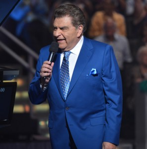 Mario Kreutzberger, aka Don Francisco. Photo courtesy of Univision.