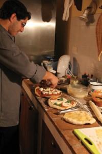 Chef Avicam Gitlin.