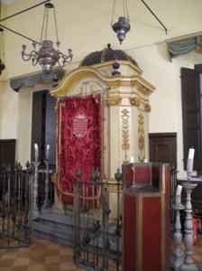 Senigallia's synagogue.