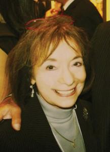 Carolyn Starman Hessel.