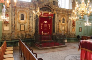 Carpentras Synagogue.