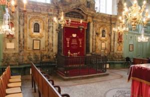 Carpentras Synagogue.
