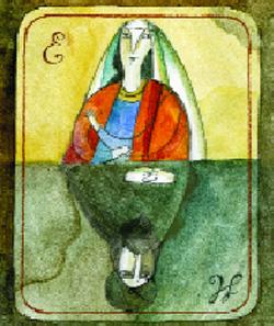 Yevgenia Nayberg.