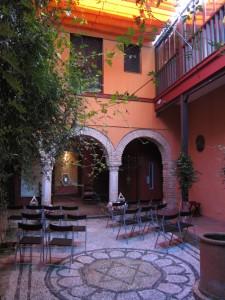Casa Sefarad in Cordoba. Photo by Hedy Weiss.