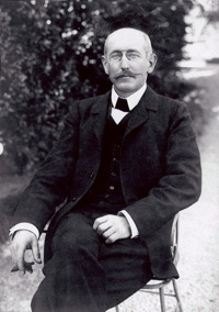 Alfred Dreyfus. Photo courtesy of Beit Hatfutsot.