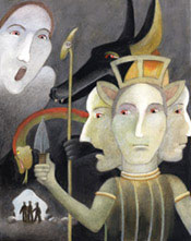 Illustration by Etienne Delessert