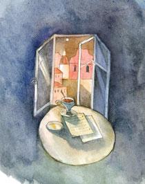 Illustration by Yevgenia Nayberg