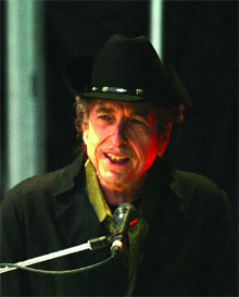 ewish Prophet? Dylan's roots of faith and family are not hard to unearth in his prodigious output.