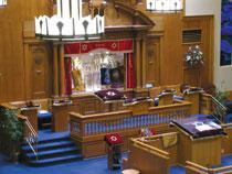 Courtesy of David Stamblers/Schara Tzedeck Synagogue