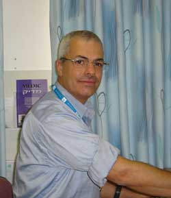 Hadassah Hospital. ADHD, Itai Berger