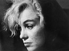 Marilyn Monroe. Photo courtesy of the Contemporary Jewish Museum, San Francisco.