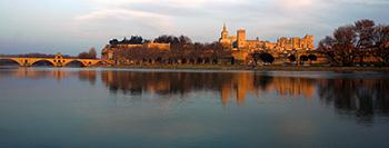 The legendary Avignon bridge.