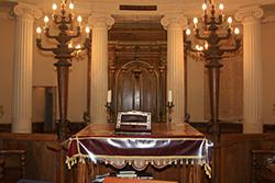 The Avignon Synagogue.