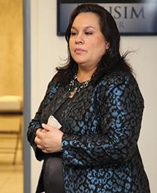 Alia D. Garcia-Ureste. Photo courtesy of Consuelo Madero from www.thephotoelement.com.
