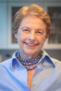 Mimi Sheraton. Photo courtesy of Workman Publishing.