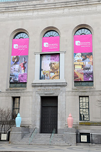 Newark Museum. Photo courtesy of Newarkhappening.com.
