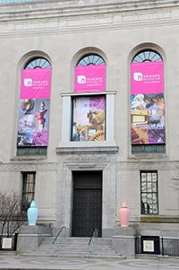 Newark Museum. Photo courtesy of Newarkhappening.com.