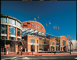 New Jersey Performing Arts Center. Photo courtesy of Newarkhappening.com.
