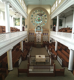 B'nai Abraham. Photo by Rahel Musleah.