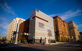 National Museum of American Jewish History. Photo by M. Kennedy for Visit Philadelphia.