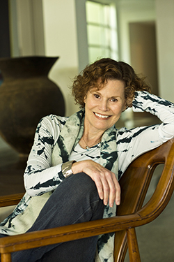 Judy Blume. Photo courtesy of Elena Seibert/Knopf.