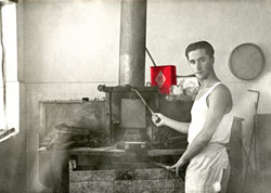 Menachem Rokach.