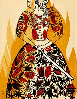 Illustration by Donna Grethen.