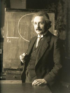Ferdinand Schmutzer/courtesy of Albert Einstein Archives the Hebrew University of Jerusalem