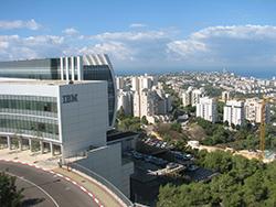 IBM Research Lab in Haifa.