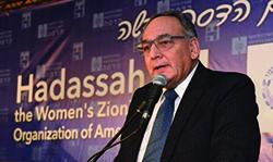 HMO Director-General Zeev Rotstein.