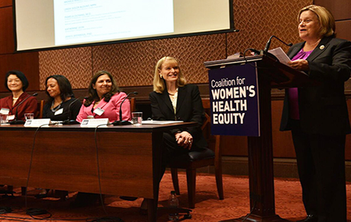 Hadassah Launches Coalition for Women's Health Equity
