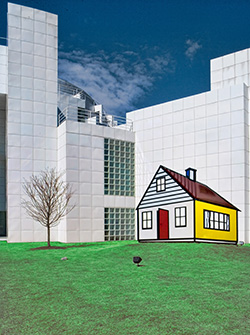 The High Museum of Art. Courtesy of Atlanta Convention & Visitors Bureau.